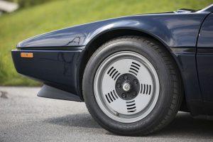 1978 BMW M1 blau Detail (12)