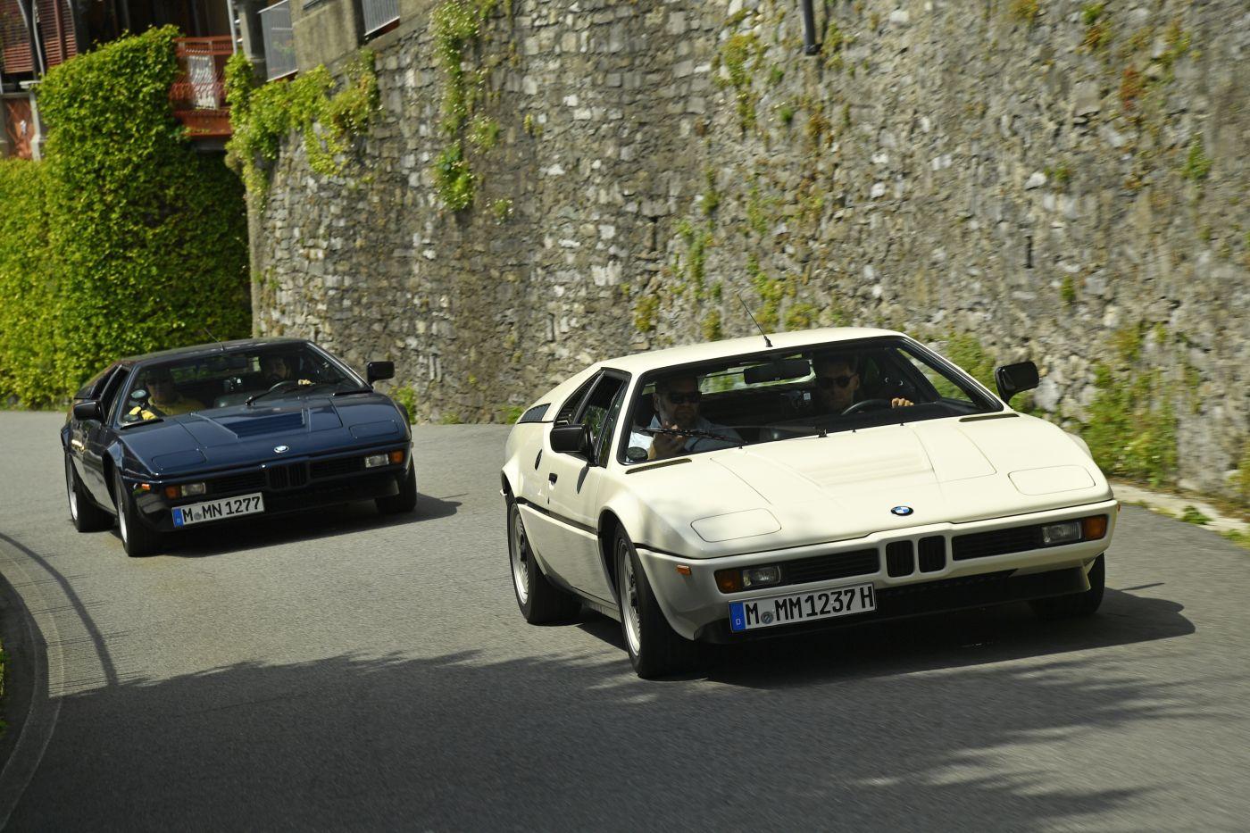 1980 BMW M1 weiß (11)