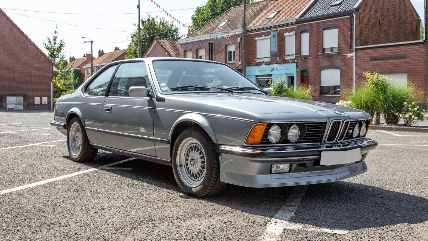 1984 BMW M 635 CSi E24 6er (1)