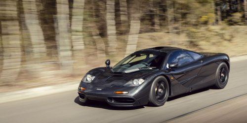 McLaren F1 – Rennsport in Reinform