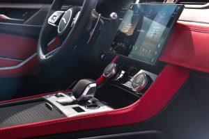2021 Jaguar F-Pace Interieur 2