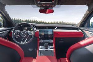 2021 Jaguar F-Pace Interieur 3