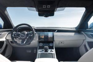2021 Jaguar F-Pace Interieur