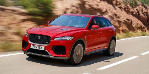 Kolumne Zeitsprünge | Jaguar F-Pace – Schärfer und teilweise elektrischer