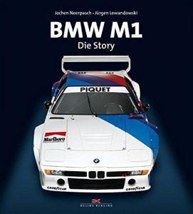 BMW M1 Jochen Neerpasch Buch