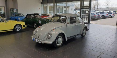 1965er Volkswagen Käfer 1200 A bei Charity-Auktion zu ersteigern