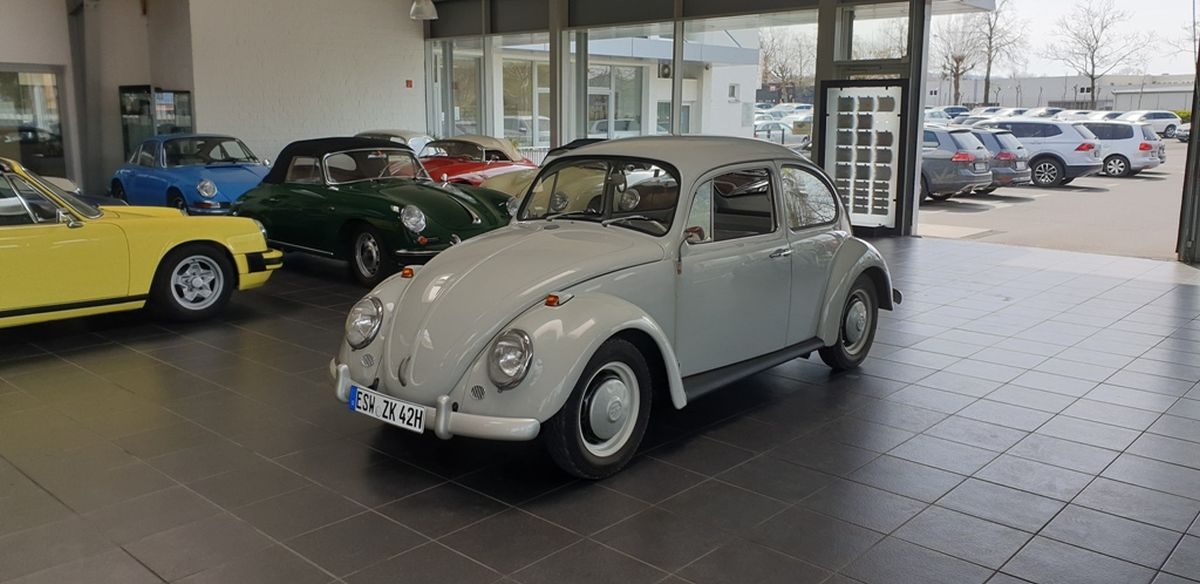 Charity-Auktion 1965 Volkswagen Käfer 1200 A getyourclassic (11)