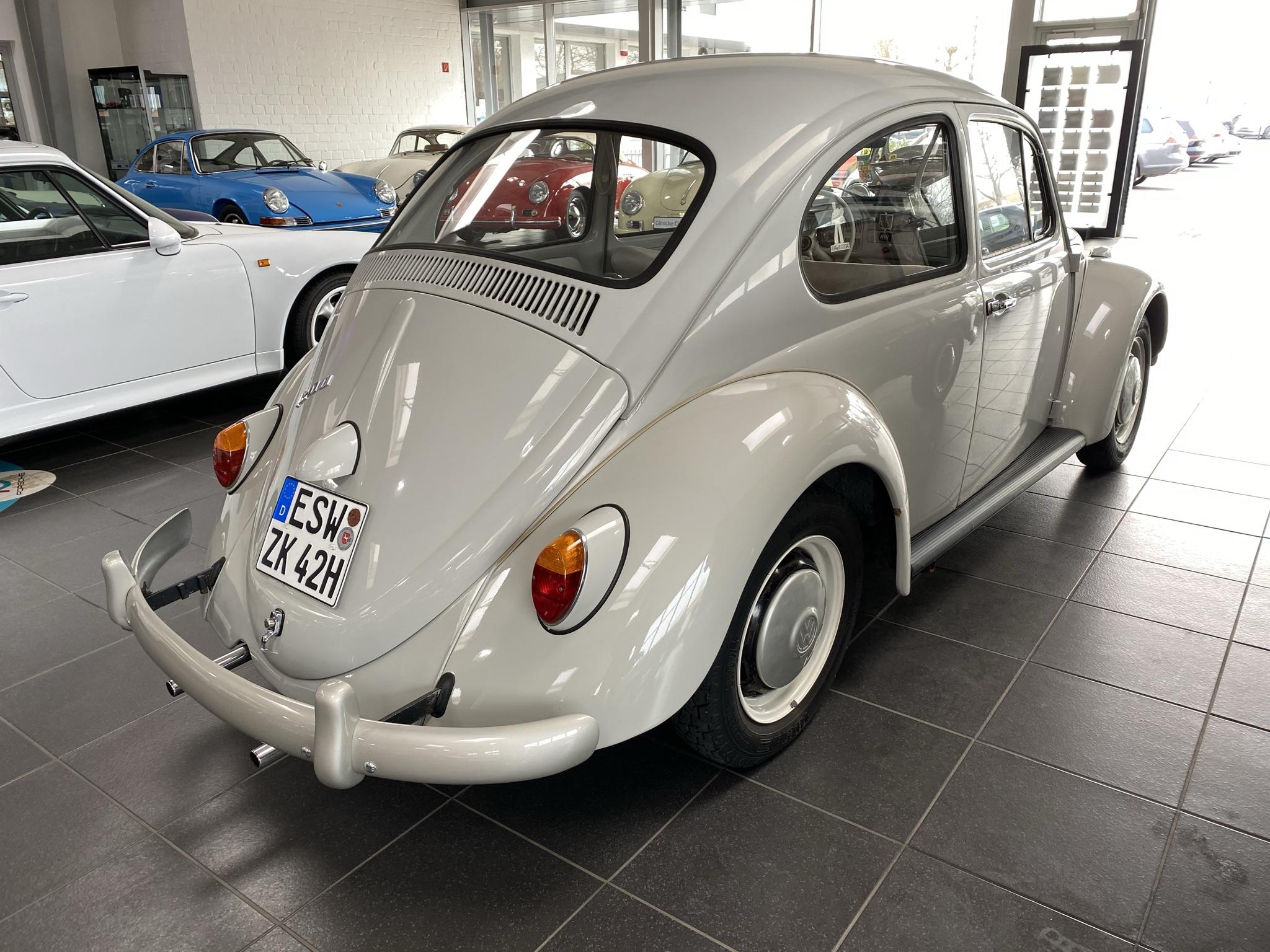 Charity-Auktion 1965 Volkswagen Käfer 1200 A getyourclassic (2)
