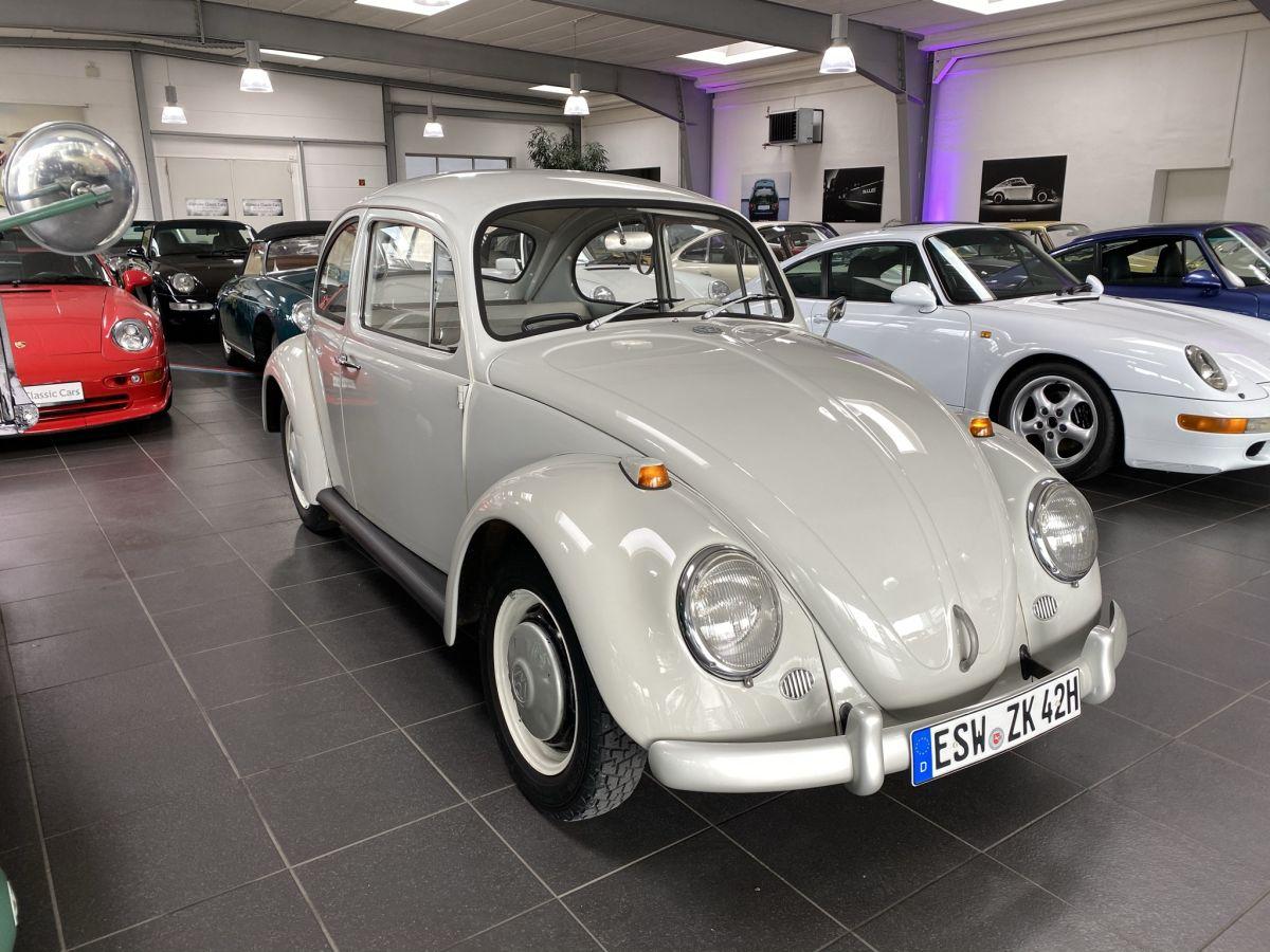 Charity-Auktion 1965 Volkswagen Käfer 1200 A getyourclassic (4)