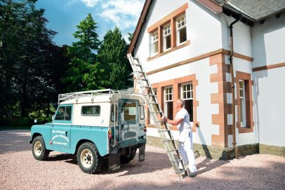 Landy Love 1967 Land Rover 88 (1)
