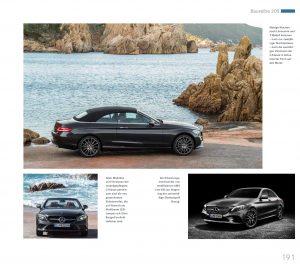 Buch Mercedes-Benz C-Klasse Baureihen 201 205 (4)