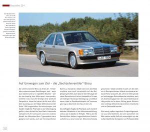 Buch Mercedes-Benz C-Klasse Baureihen 201 205 (2)