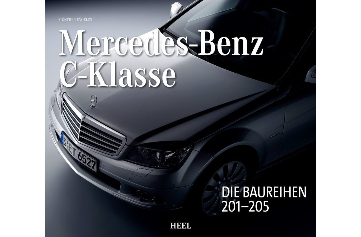 Buch Mercedes-Benz C-Klasse Cover