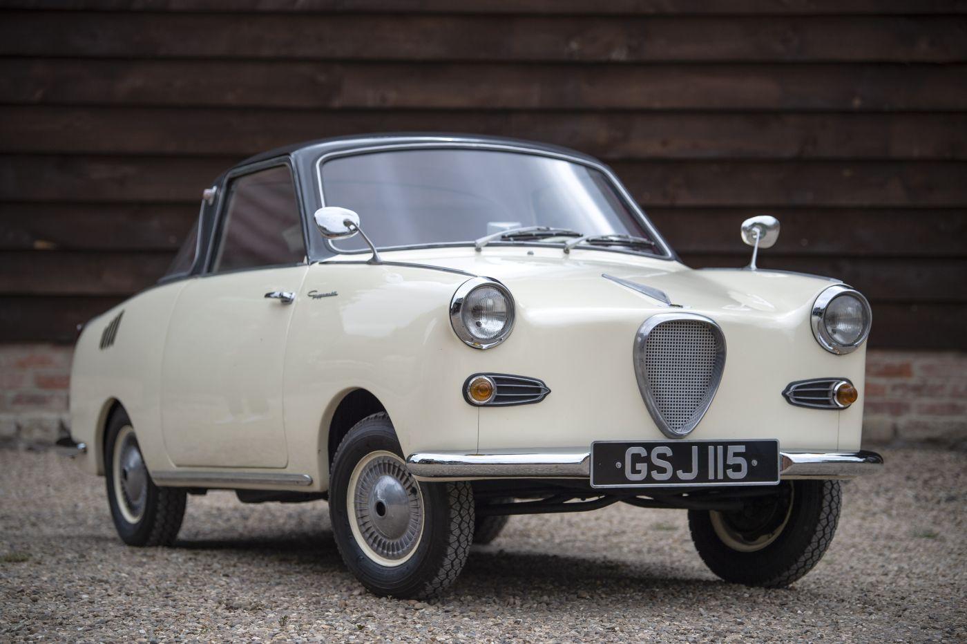 1963 Glas Goggomobil TS 400