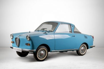 1968 Glas Goggomobil TS 250 (2)