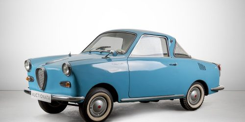 Glas Goggomobil – Das vollwertige Miniatur-Auto