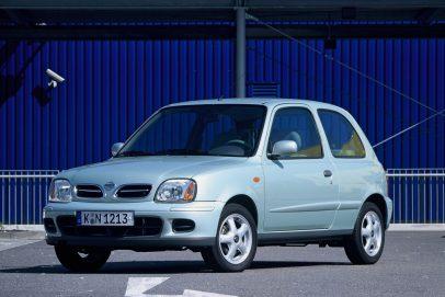 1992 Nissan Micra K11 (1)