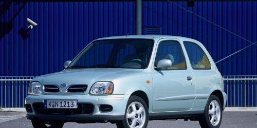 Kolumne Zeitsprünge | Nissan Micra – So klein, so fein
