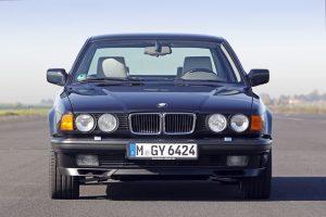BMW Design 1987 750i E32 Front