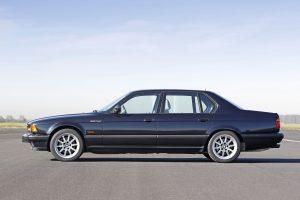 BMW Design 1987 750i E32 Seite