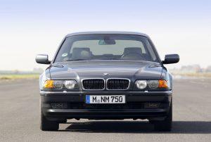 BMW Design 1994 750i E38 Front