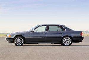BMW Design 1994 750i E38 Seite