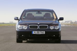 BMW Design 2001 760i E65 Front