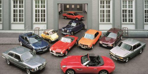 BMW Design – Stetiger Wandel von Barock zu Bangle
