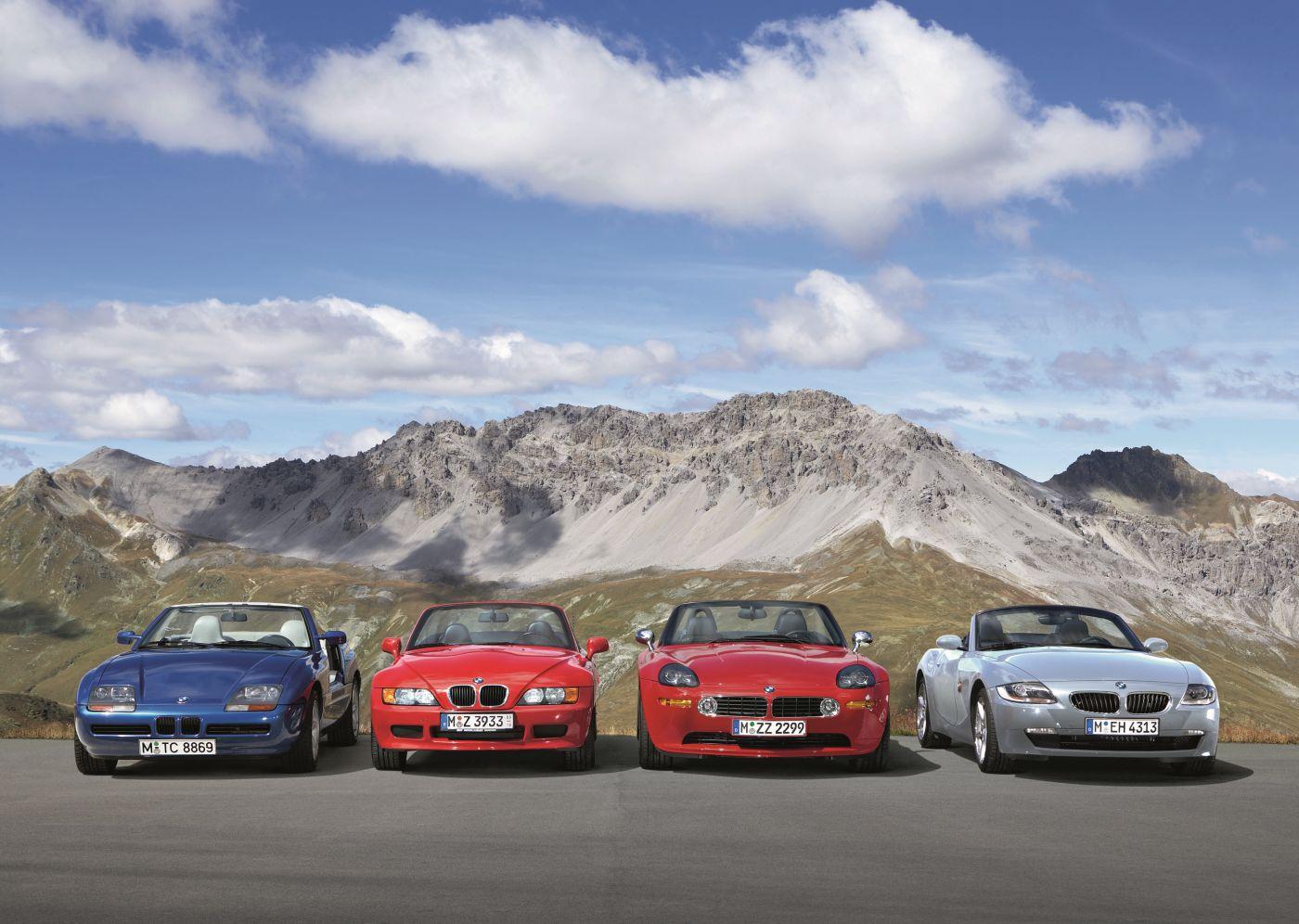 BMW Design Z1 Z3 Z8 Z4
