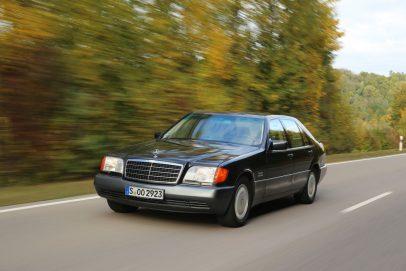 Mercedes-Benz W 140 S Klasse 600 SEL 1992 (20)