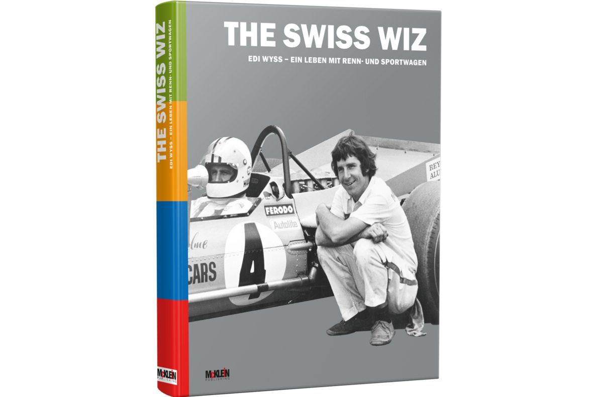 The Swiss Wiz Edi Wyss Cover