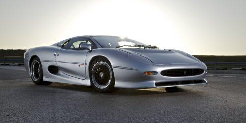 Kolumne Zeitsprünge | Jaguar XJ 220 – Ab in die Garage