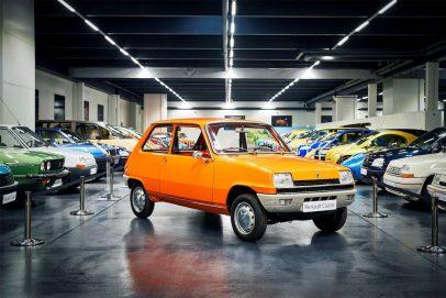 Automobildesign - Renault 5