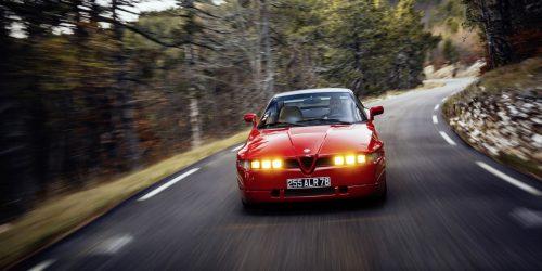 Kolumne Zeitsprünge | Alfa Romeo SZ – Bello, bellissimo, Zagato
