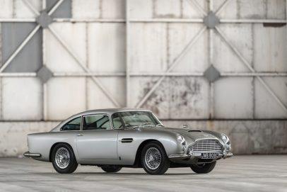 Aston Martin DB 5 1963 1966 Filmautos der 60er (23)