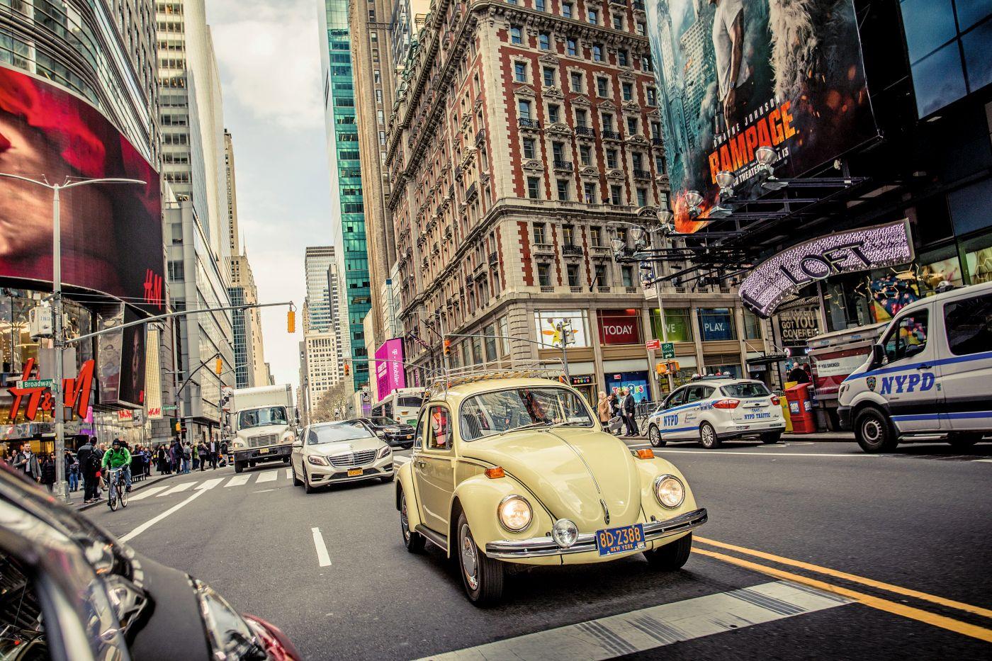 Käfer Love Einsatz in Manhattan Delius Klasing (5)