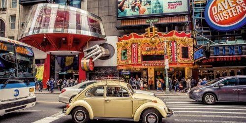 Käfer Love – Einsatz in Manhattan