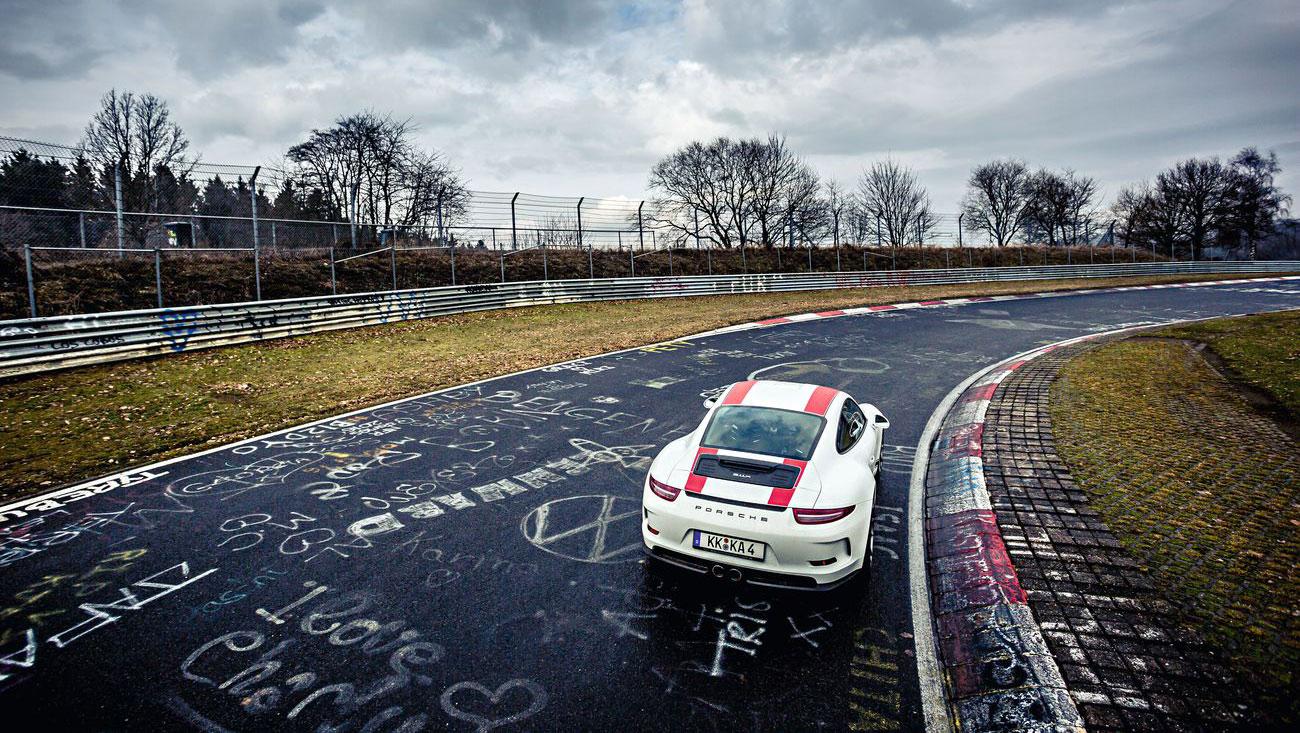 Nürburgring Nordschleife Porsche Klassik (5)