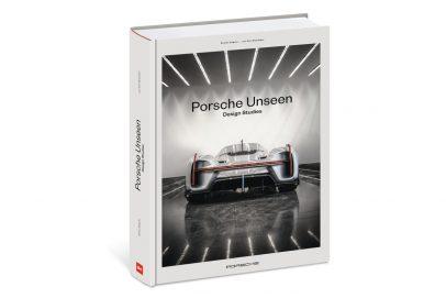 Porsche Unseen Delius Klasing Cover 1