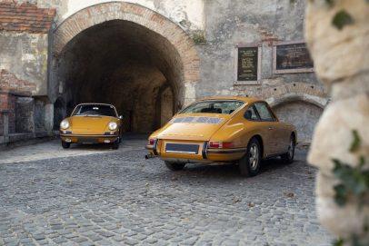 Porsche 911 F-Modell