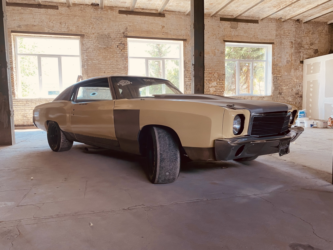 1971 Chevrolet Monte Carlo Fast and Furious Tokyo Drift (9)