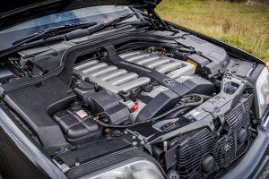 1992 Mercedes-Benz 600 SEL W140 Motor (7)
