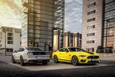 2021 Ford Mustang Mach 1 (9)