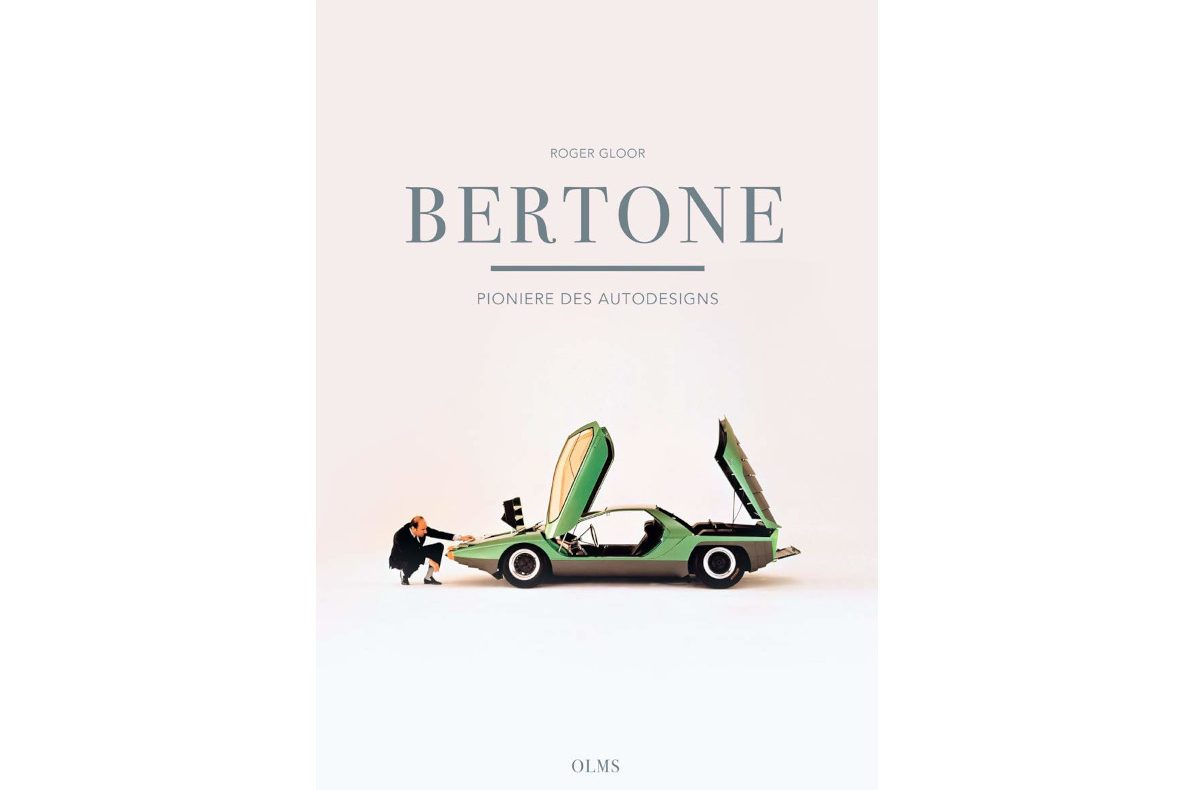 Carrozzeria Bertone Pioniere des Autodesigns Olms Cover