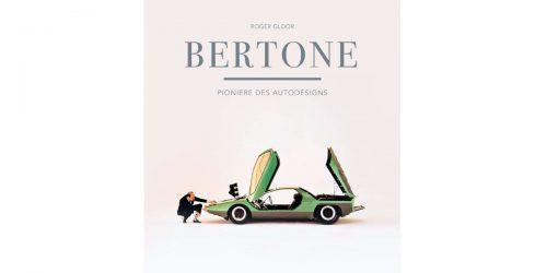 Buchtipp | Carrozzeria Bertone – Pioniere des Autodesigns