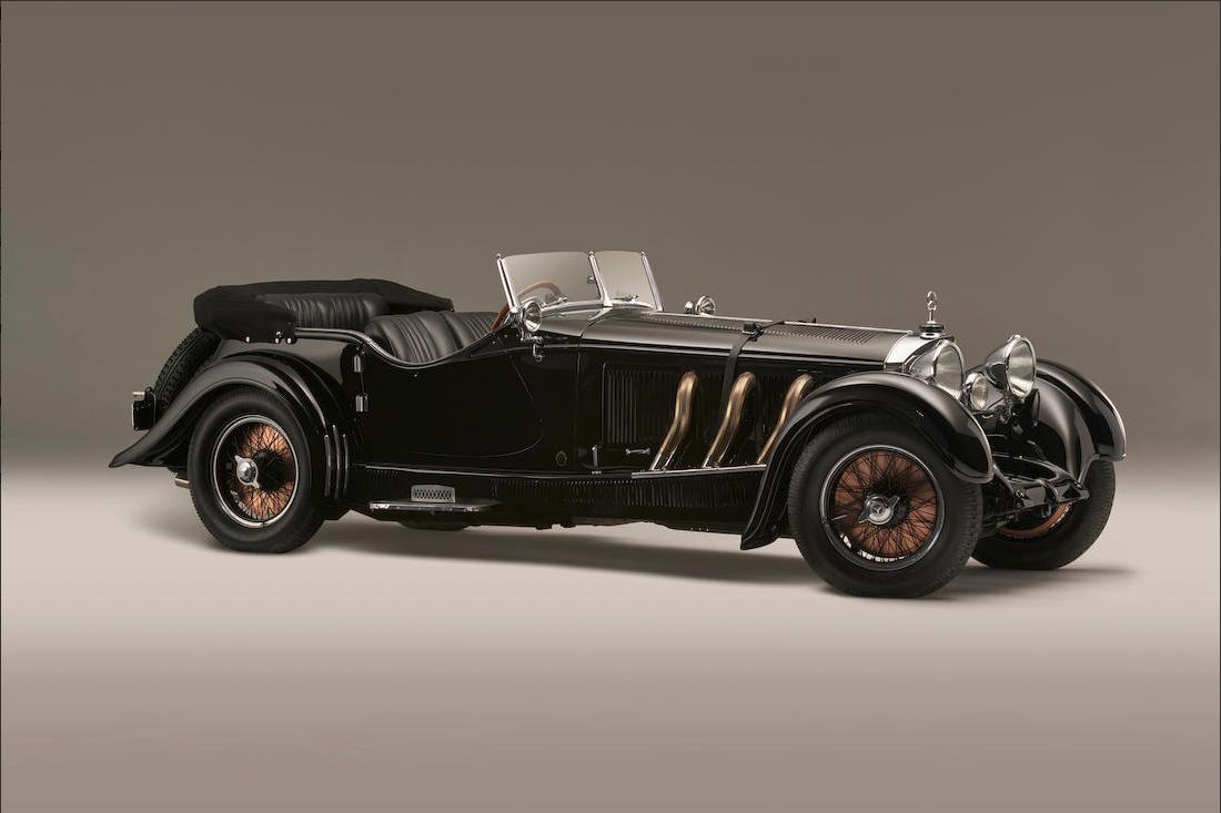 1928 MERCEDES-BENZ 26/120/180-S-TYPE SUPERCHARGED SPORTS TOURER