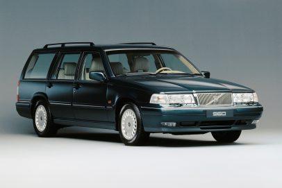 Kolumne Zeitsprünge   Volvo 960 – Mut zur Größe
