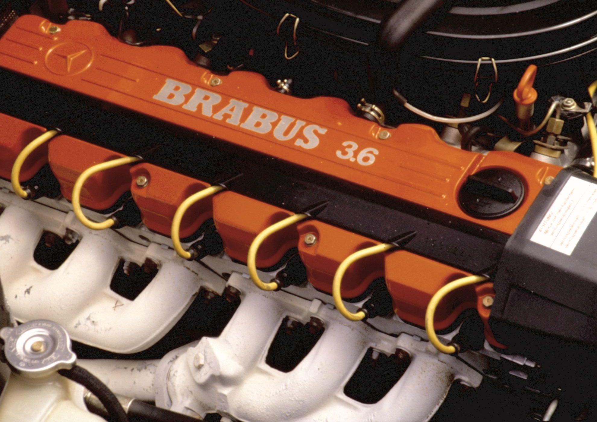 Brabus Motor