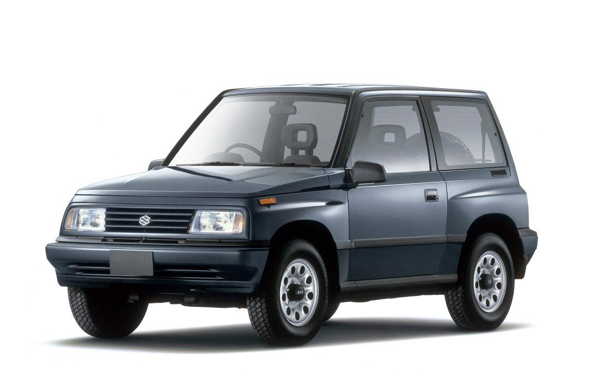 1988 Suzuki Vitara (1)