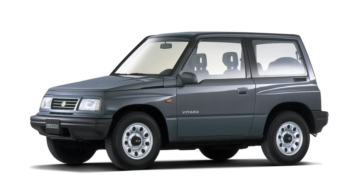 1988 Suzuki Vitara (2)